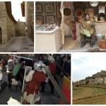 """Culla vive su primera su primera recreación histórica con """"Culla 1233"""" y un mercado medieval"""