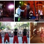Un día de circo callejero y espectáculos GRATUITOS con el Circ Voramar el 29 de octubre
