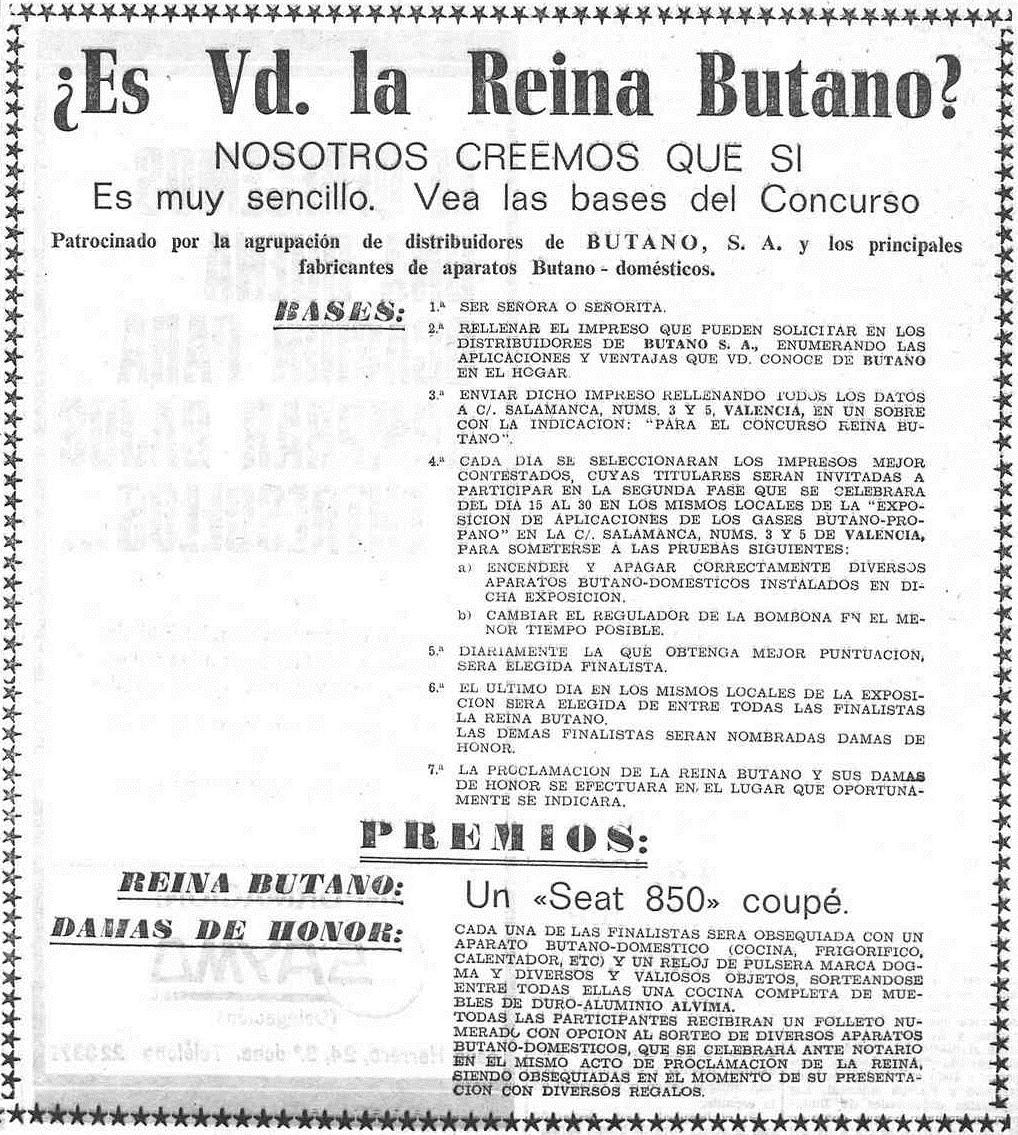 Mediterráneo, Prensa y Radio del Movimiento (13/03/1969).