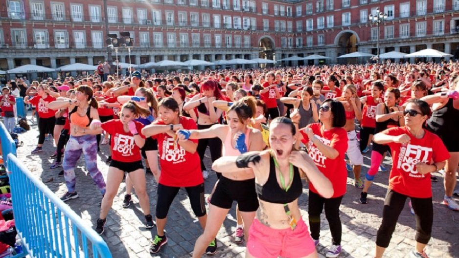 "Llega por primera vez a Valencia la ""Women's Health Fit Night Out"": la fiesta del fitness femenino"