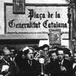 Valencia y Cataluña unidas: el día que Valencia inauguró la plaza de la Generalitat Catalana