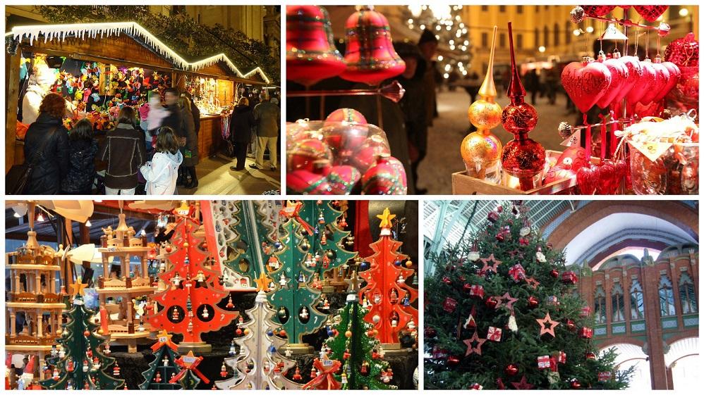 Mercados de Navidad 2016 en Valencia