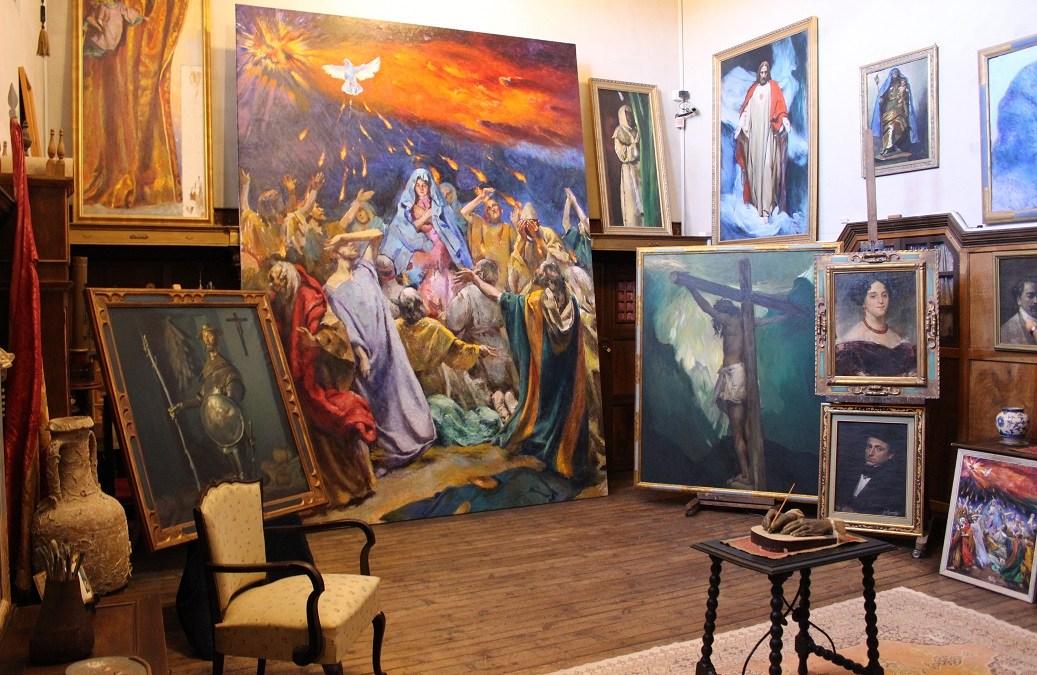 La Casa Museo de Segrelles: el mundo de fantasía y ciencia ficción que imaginó un valenciano