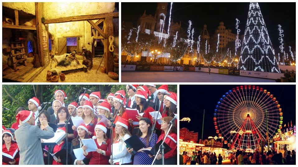 Guía de planes para las Navidades 2016 en Valencia – AGENDA DE PLANES Y ACTIVIDADES