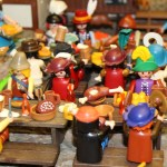 """La mejor colección privada del mundo de los """"Clicks"""" de Playmobil llega a Valencia por Navidad"""