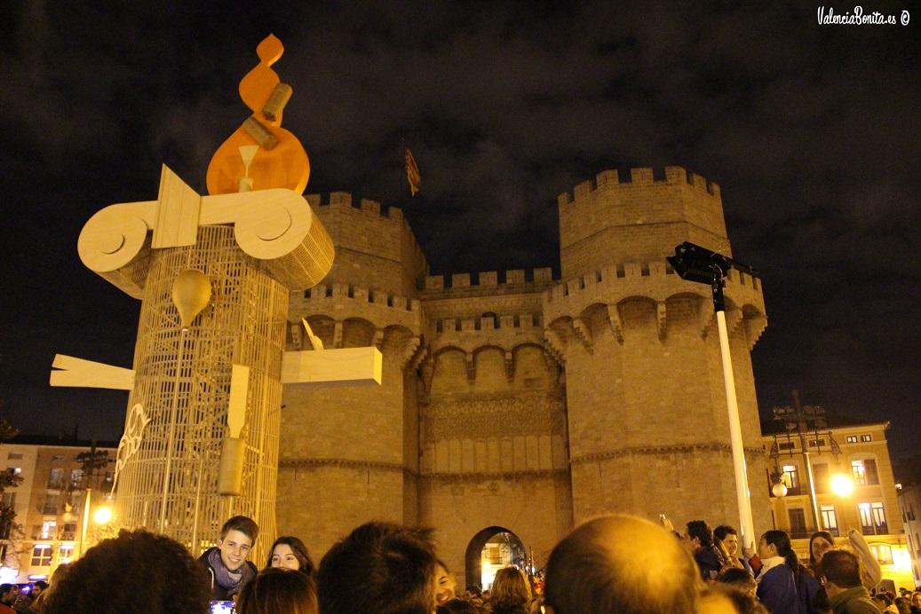 Falla Patrimoni Torres de Serranos