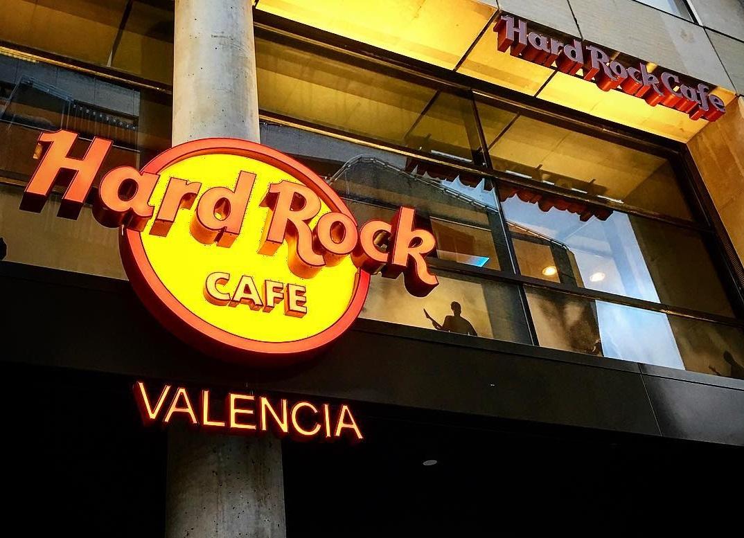 Hard Rock Café Valencia abre sus puertas