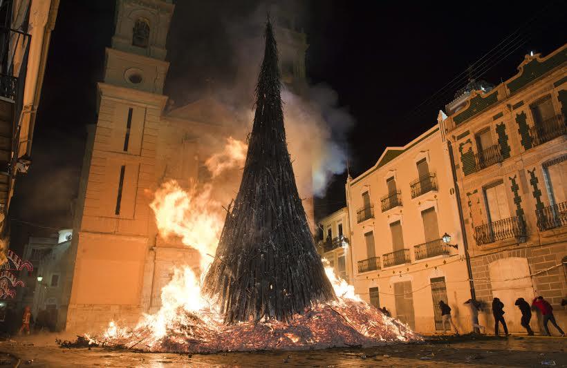 El origen verdadero de las hogueras en la festividad de Sant Antoni Abat