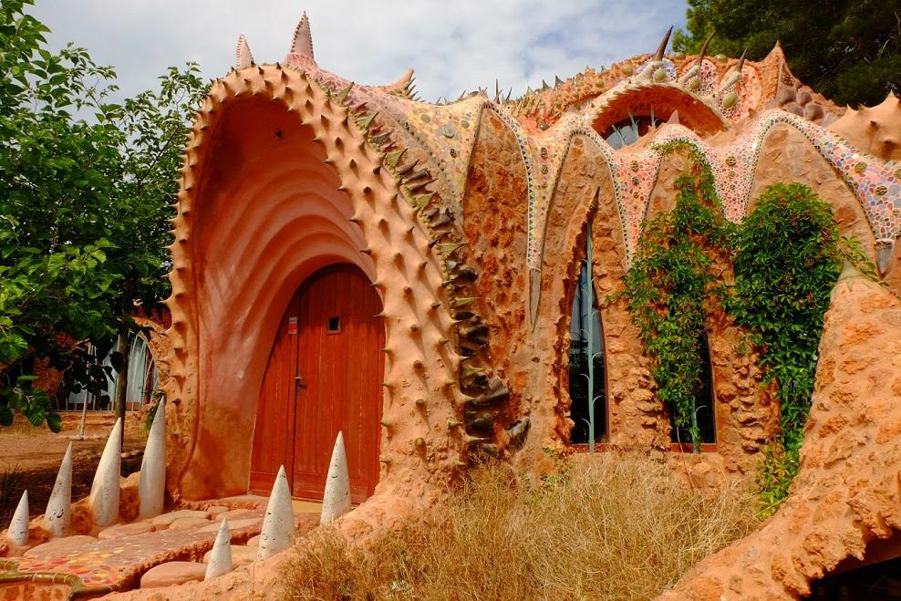 El Dragón de la Calderona. Fuente: ignacio.ds (Wikiloc)
