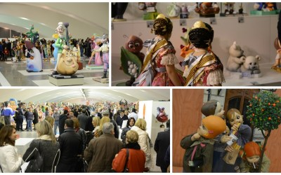 Exposición del Ninot 2017: del 3 de febrero al 15 de marzo