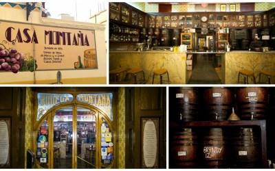 La catedral del vino en Valencia: Casa Montaña, el restaurante más antiguo de la ciudad