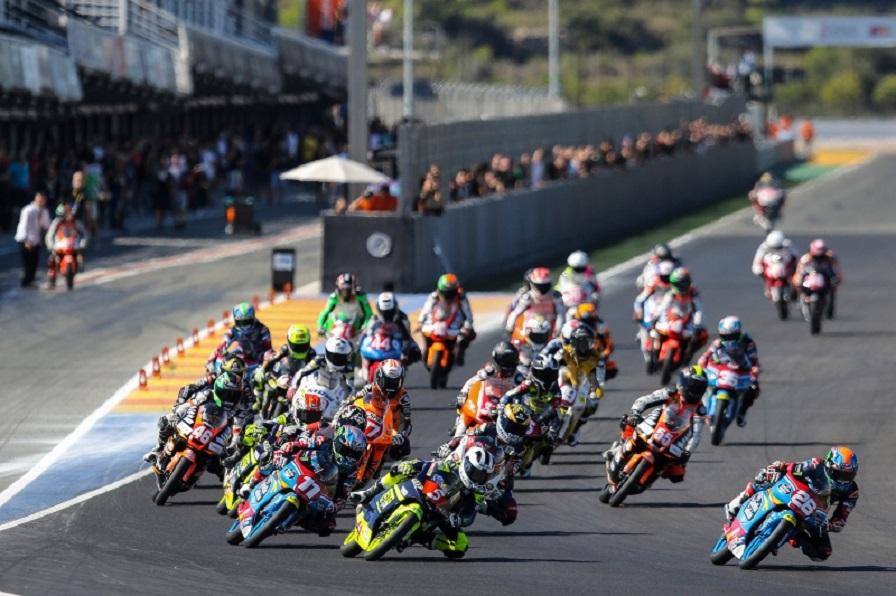 Puertas abiertas en el RFME Campeonato de España de Velocidad este fin de semana en Cheste