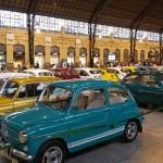 La Estación del Norte conmemora el 60 aniversario del Seat 600 con una exposición