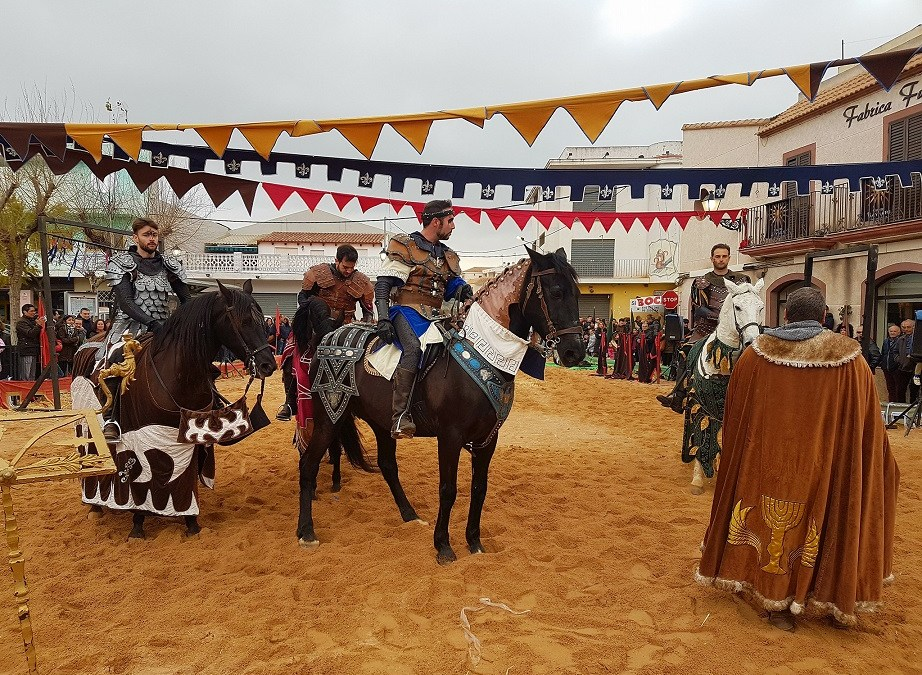 Mercados medievales y ferias de artesanía en la Comunidad Valenciana en mayo de 2017