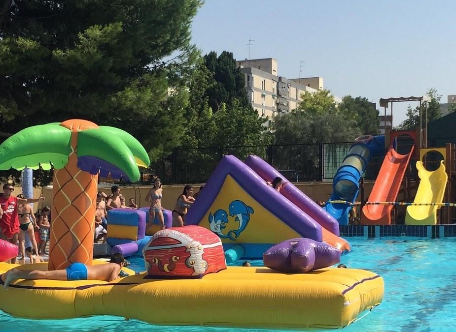 Horarios y aperturas de las piscinas municipales y for Horario piscina benicalap