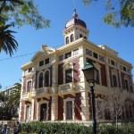 El Palacete de Ayora y su jardín histórico: un pequeño espacio para perderse en Valencia