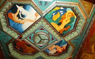 El olvido del mural que Josep Renau dejó en Valencia, la única obra interior de toda España
