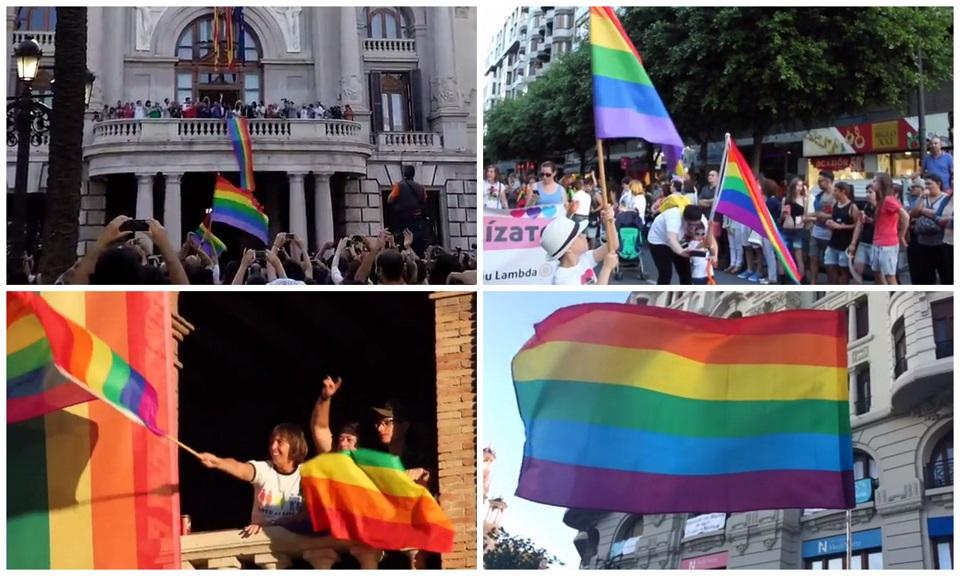 Valencia celebrará el Día del Orgullo LGBT con una gran fiesta en la plaza del Ayuntamiento