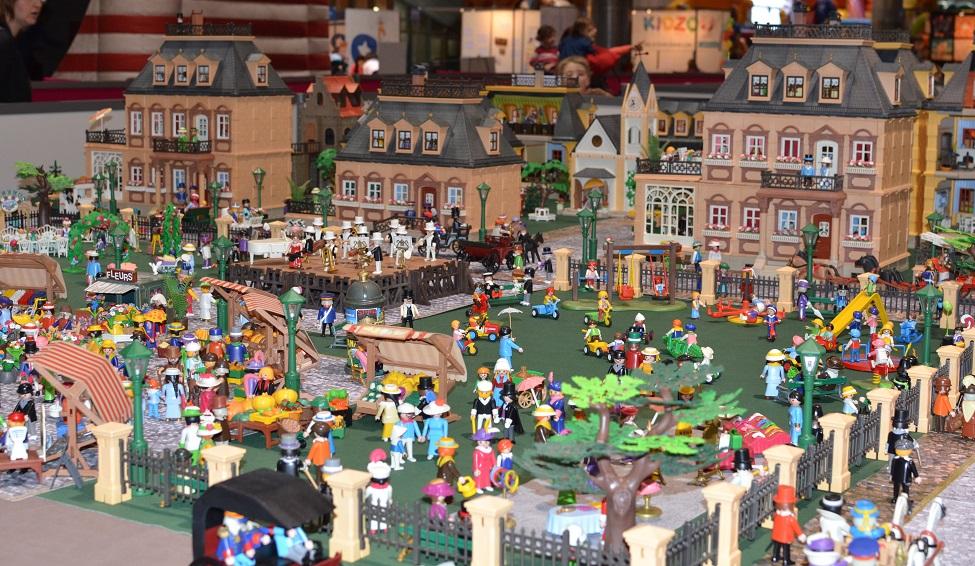 """Una gran colección de """"clicks"""" de Playmobil llega a Valencia en una exposición GRATUITA"""