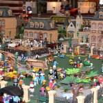 Visita en Valencia una de las mayores colecciones privadas del mundo de Playmobil
