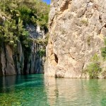 Un paraíso en el Alto Mijares: la Fuente de los Baños de Montanejos