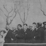 Valencia a Simón Bolívar por el centenario de su muerte