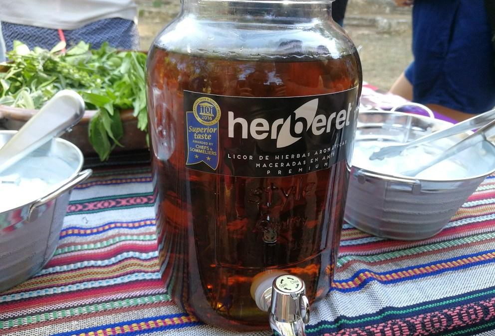 La poción mágica de la Serra de Mariola: el Herberet