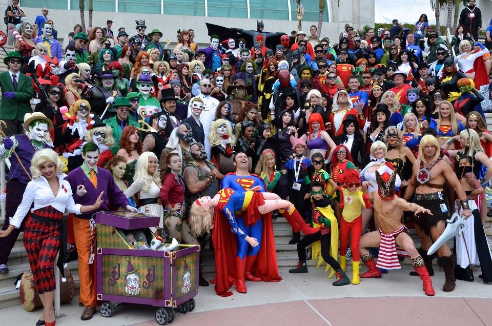 Heroes Comic Con Valencia celebra su primera edición en Feria Valencia el próximo fin de semana