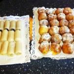 Los buñuelos de viento, la fogassa y los huesos de santo: los dulces típicos para el Día de Todos los Santos