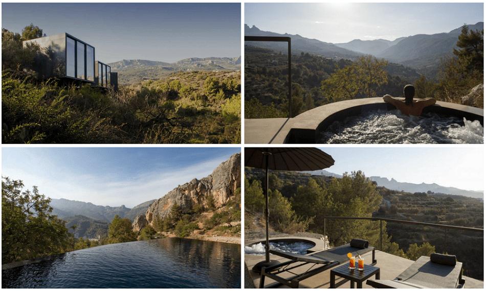 El primer hotel paisaje de España está en la Comunidad Valenciana: Vivood