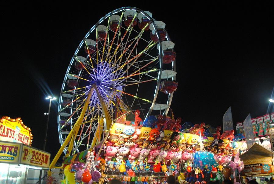 2x1 en todas las atracciones de la Feria de Navidad de Valencia este viernes