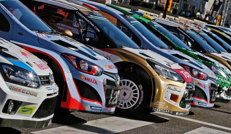 Este fin de semana se celebra el XVIII Rallye Ciudad de Valencia
