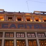 El antiguo cine Capitol vuelve a la vida transformado en un gran espacio gastronómico
