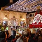 Ofrenda Fallas 2018: toda la información con horarios, orden de paso y colores del manto floral