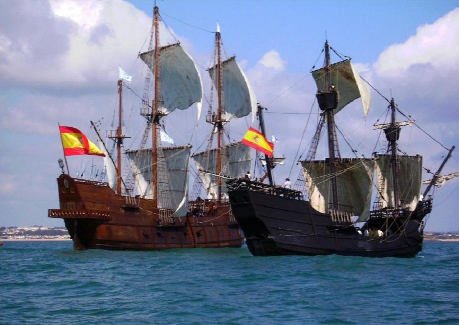 El Galeón Andalucía llega a Valencia del 15 al 19 de marzo