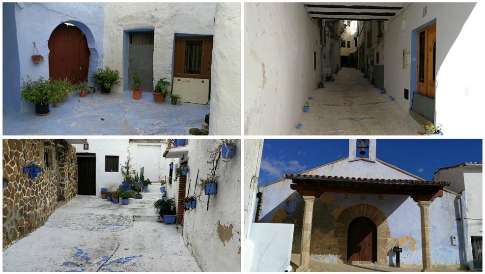 Recorrido por los barrios históricos de Chelva, de los más bonitos de la provincia de Valencia