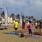 Regresan a Valencia las actividades GRATUITAS para practicar deporte en verano en la playa