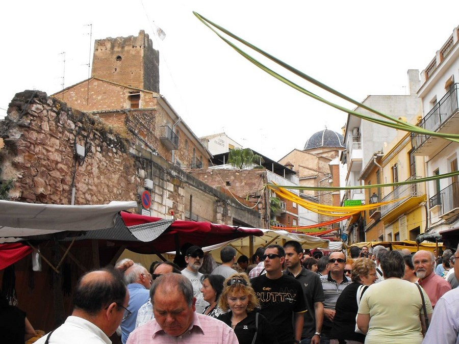 Serra celebra este fin de semana la XIV Feria de la Calderona y el XLVIII Día de la Cereza