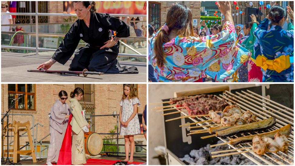Vuelve el festival japonés de la ciudad de Valencia
