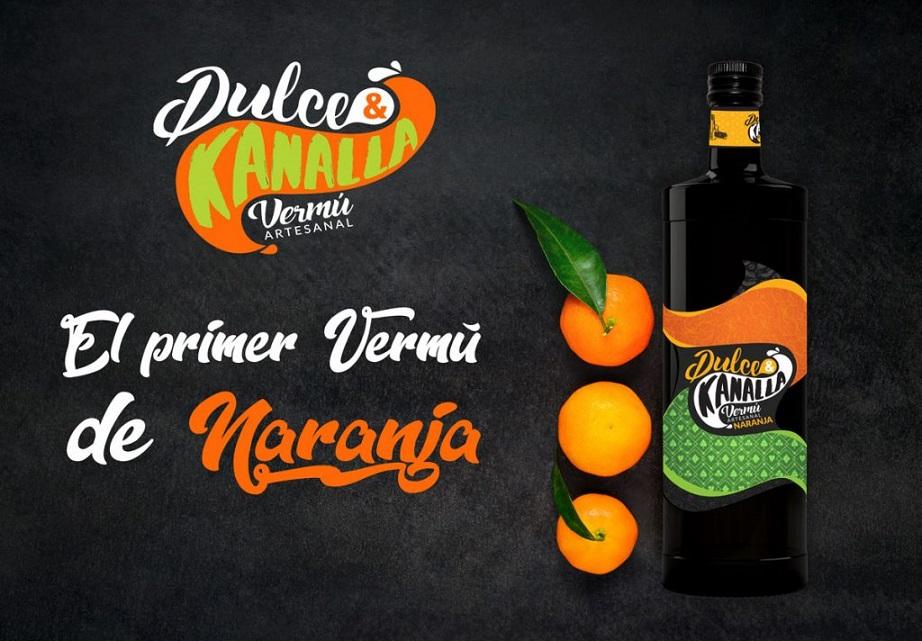 El Primer vermú de naranja del mundo llega a Valencia en una ruta del vermú Kanalla por Ruzafa