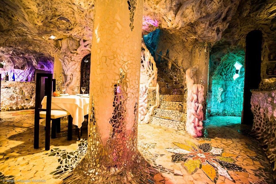 Mágico Campico: un restaurante mágico, propio de un cuento de hadas