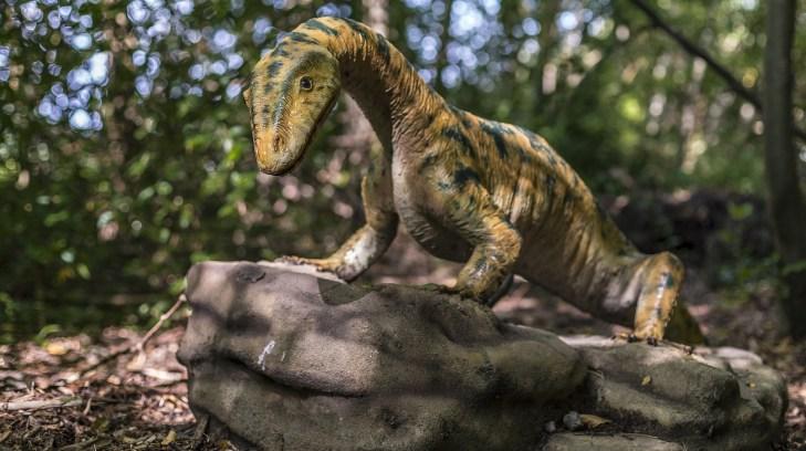 Dinopark in Valencia