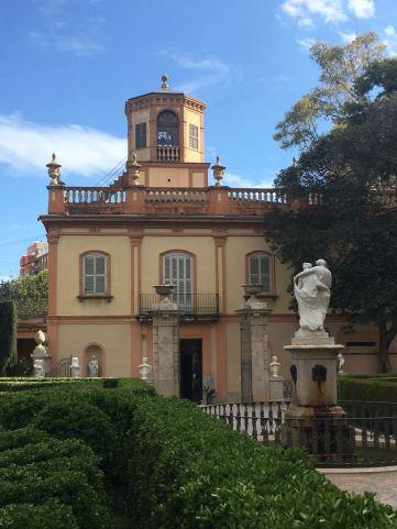 Jardines de Montforte_Gebäude_Valencia_Insidertipp