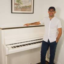 Borja Rodriguez Niso_Pianist_Konzert im Ateneo_Valencia_Programm Ludovico Eudani