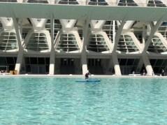 Stadt der Künste und Wissenschaften mal anders_Valencia_Aktivitäten_Wasserbälle4