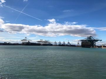 Hafenbesuch Valencia 4