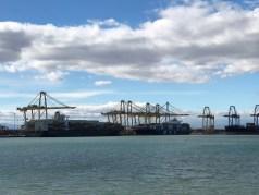 Hafenbesuch Valencia 5