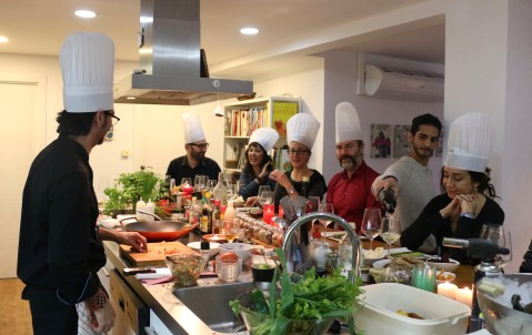 showcooking valencia 4