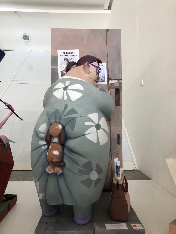 Ninot Ausstellung 2
