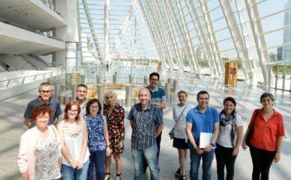 Die Stadt der Künste und der Wissenschaften präsentiert das Projekt Hypatia